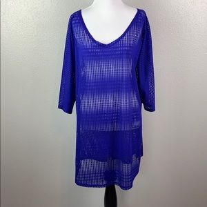 Like new O'Neill swim cover up